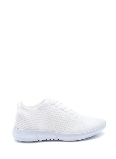 Derimod Kadın Ayakkabı(602804-Hysk-001) Spor Beyaz